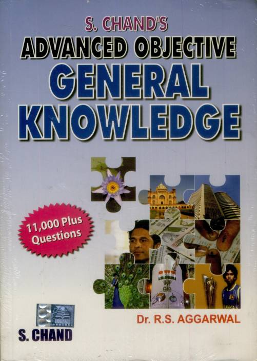 ADVANCED OBJECTIVE GENERAL KNOWLEDGE 1 Edition