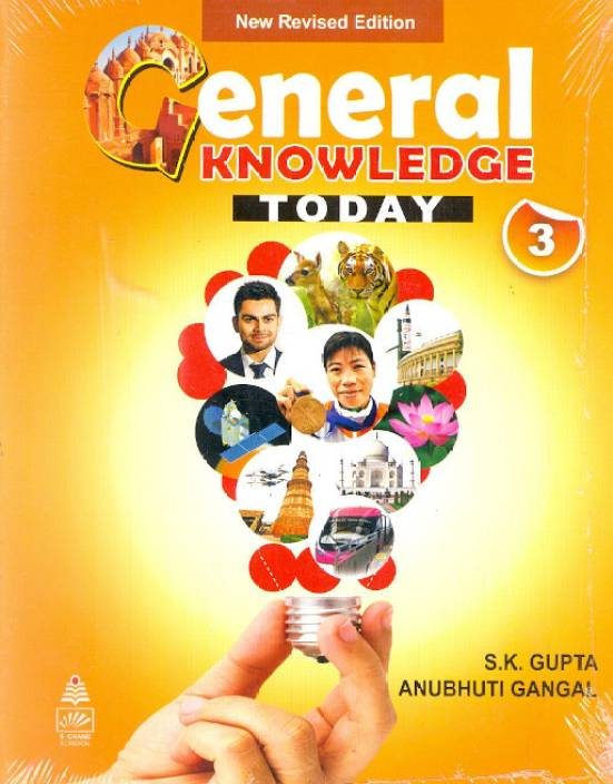 General Knowledge Today (Book - 3) 01 Edition