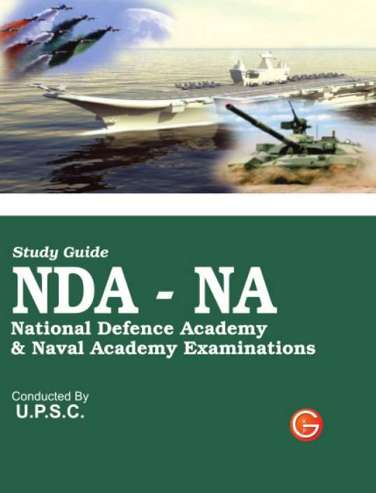 NDA-NA National Defence Academy & Naval Academy Examinations Guide 3rd  Edition