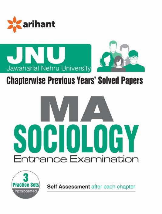 ma sociology paper ii Paper i 100 marks paper ii 100 marks duration of each paper 3 hours paper i general sociology unit 1 : sociology : nature and scope, relationship with other social.