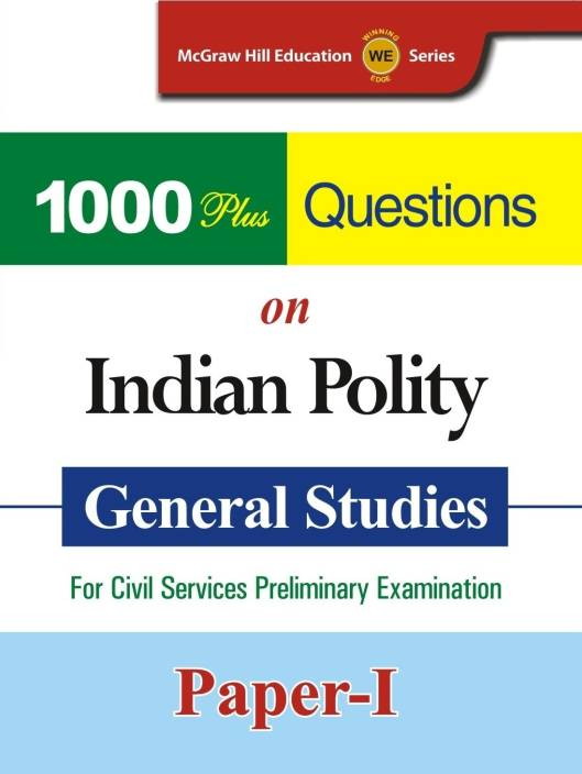 1000 PLUS QUES INDIAN POLITY 1st  Edition