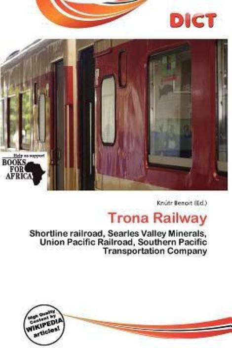 Trona Railway: Buy Trona Railway by Benoit at Low Price in