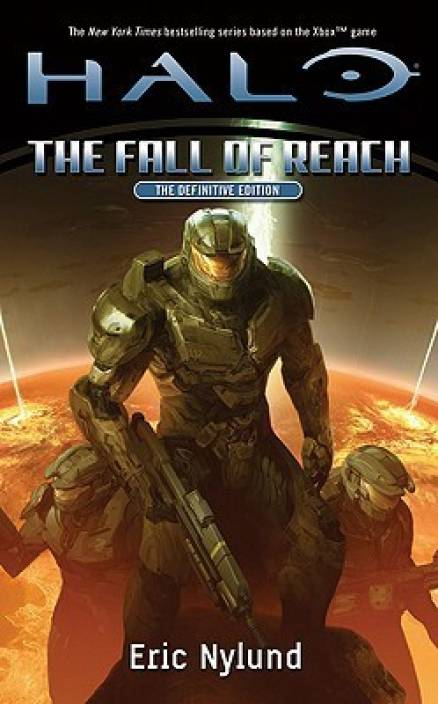 Halo The Fall Of Reach Buy Halo The Fall Of Reach By Eric Nylund