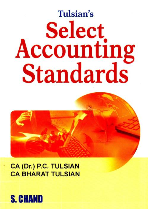 Tulsians Select Accounting Standards 1st Edition