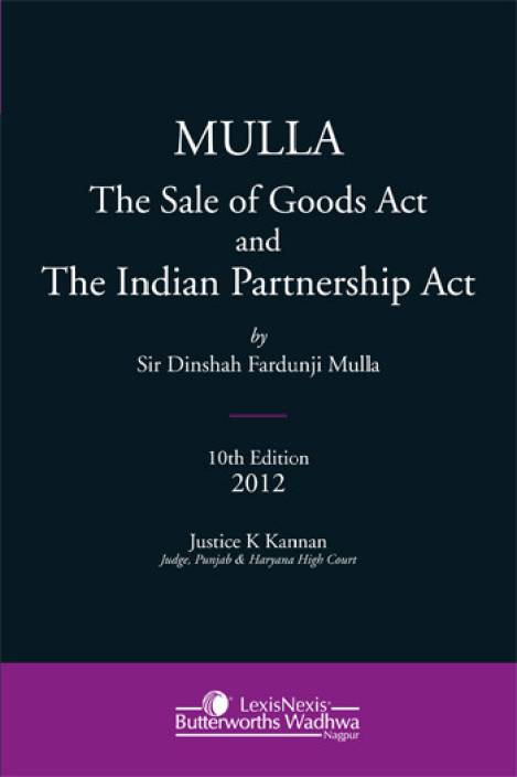 the sale of goods act Sale of goods 1 laws of malaysia reprint act 382 sale of goods act 1957 incorporating all amendments up to 1 january 2006 published by the commissioner of law revision, malaysia.