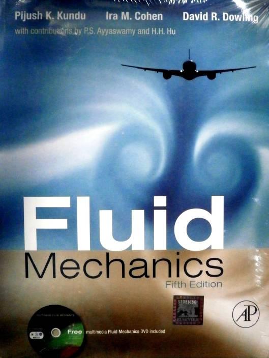 Fluid Mechanics (With DVD) 5th Edition