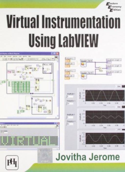 Virtual Instrumentation Using Labview 1st Edition: Buy Virtual