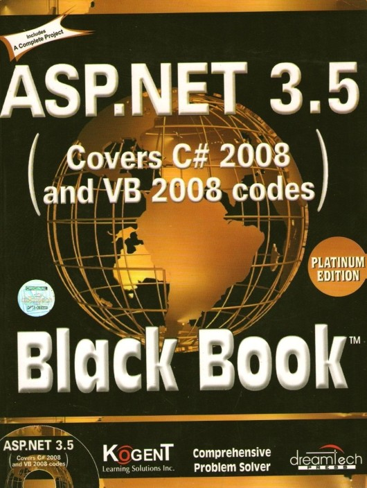 Asp.net 3.5 Black Book Platinum Edition