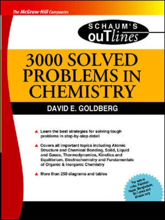solve chemistry problems online