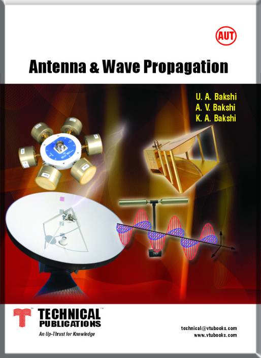 Antenna and Wave Propagation for Anna University of Technology 2nd Edition