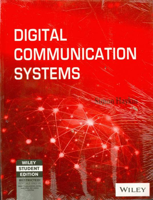 Digital Communication Systems PB