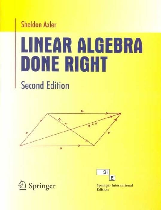 basic linear algebra second edition springer undergraduate mathematics series