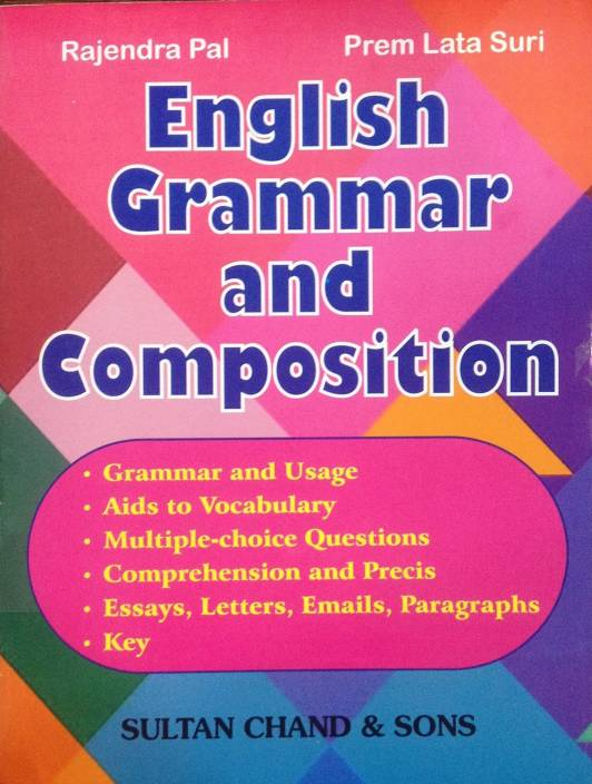 English Grammar and Composition: Buy English Grammar and