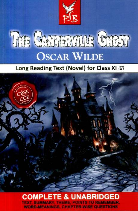 canterville ghost summary essay