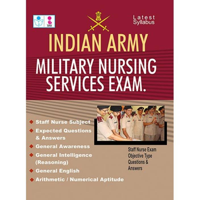 Indian Army Military Nursing Service Exam Objective Type Questions