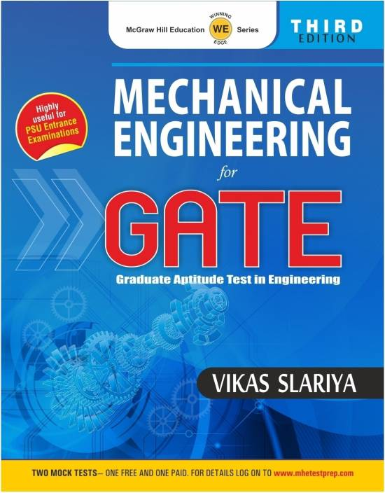 Mechanical Engineering for GATE 3rd Edition