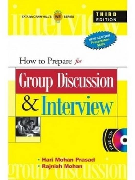 How to Prepare for GD and Interview (With CD) 3rd  Edition