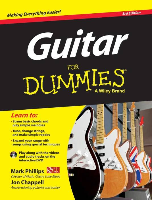 Guitar for Dummies 3rd  Edition