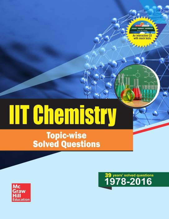IIT Chemistry Topic-wise Solved Questions