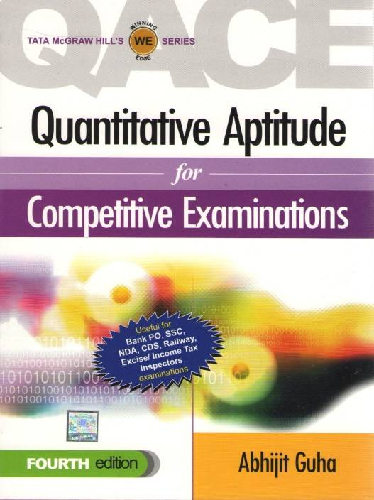 Quantitative Aptitude for Competitive Examinations 4th  Edition