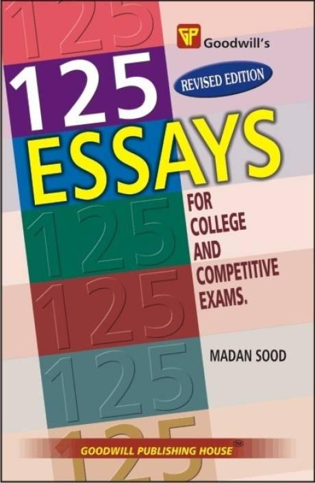english essay topics book