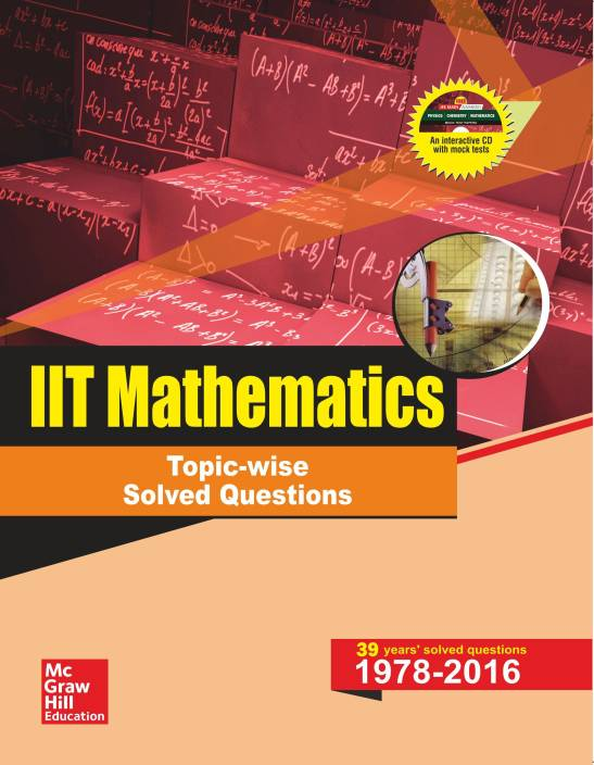 IIT Mathematics Topic-wise Solved Questions