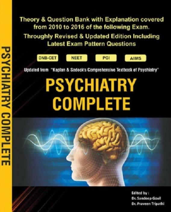 A book of Psychiatry