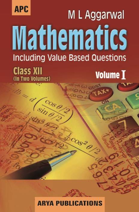 APC Mathematics (Including Value Based Question) Vol 1&2 Set for Class 12