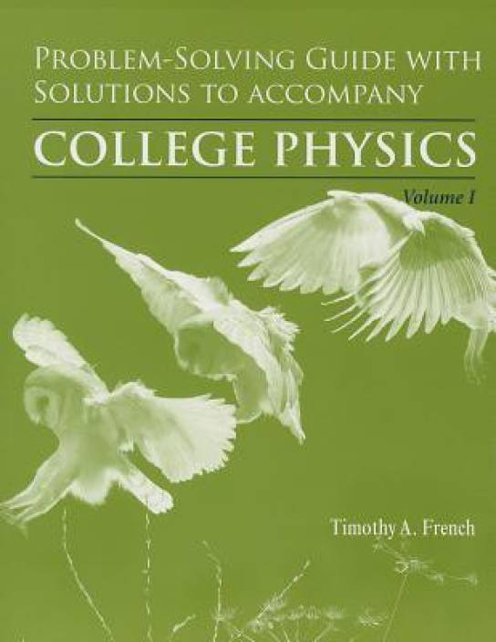 Problem-Solving Guide with Solutionsl Volume 1 for College