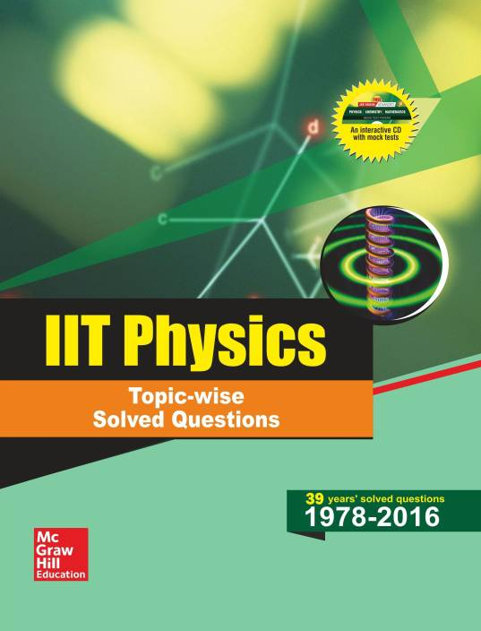 IIT Physics Topic-wise Solved Questions