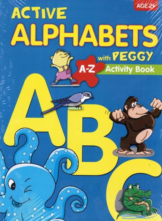 Activity Book - Alphabets