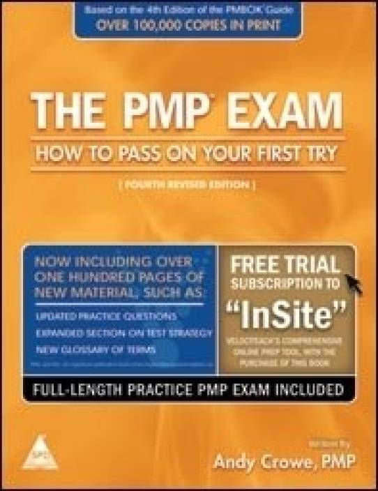 project management professional exam