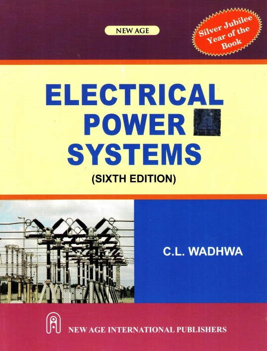 Power System Protection By Cl Wadhwa Pdf