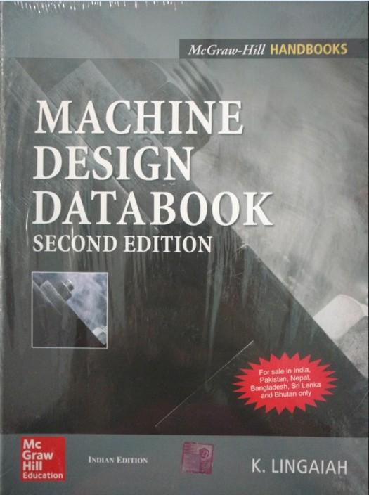 Machine Design Databook