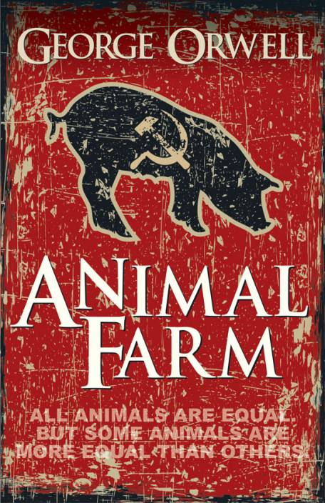 Animal Original Animal Farm Book Cover
