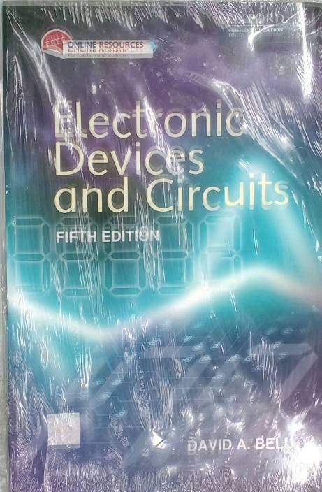 ELECTRONIC DEVICES AND CIRCUITS, 5E 5th  Edition