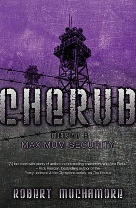 CHERUB03 MAXIMUM SECURITY