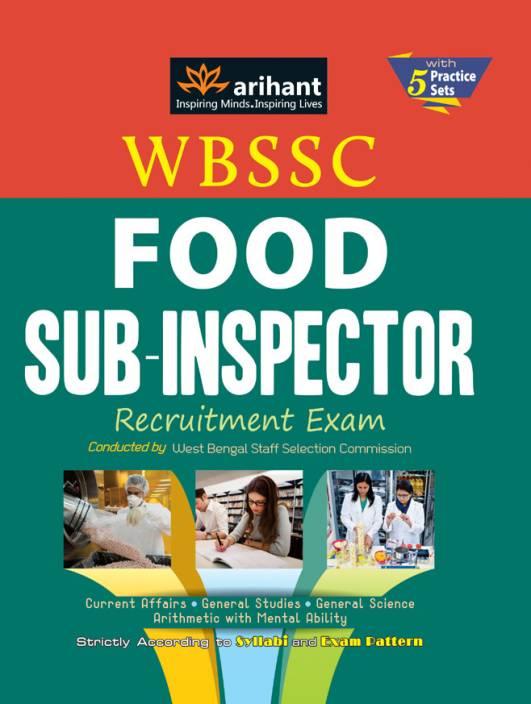 All India Food Inspector Exam
