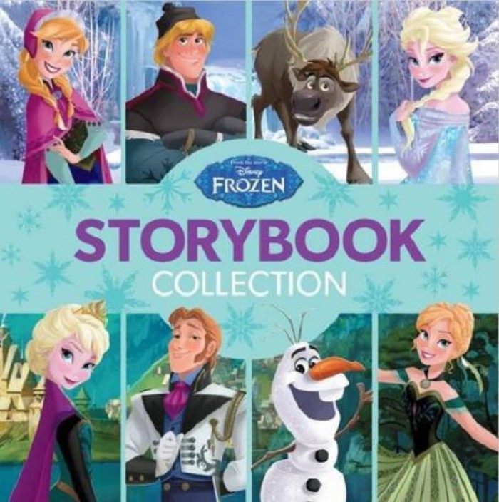 Frozen Story Collection Disney Frozen