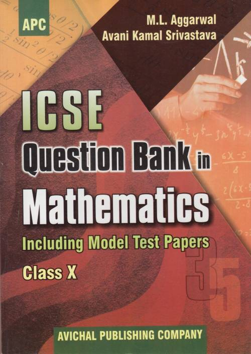 icse ml aggarwal maths for class 10 solutions