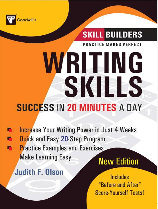Writing Skills : Success in 20 Minutes a Day 1st  Edition