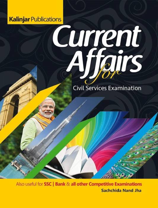 Current Affairs for Civil Services Examination 1st  Edition