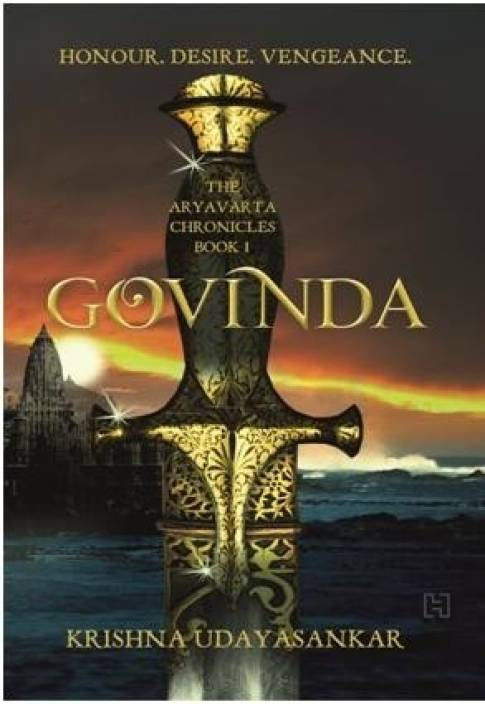 The Aryavarta Chronicles, Book 1: GOVINDA