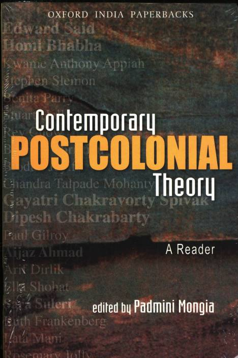 Contemporary Postcolonial Theory: A Reader 01 Edition: Buy