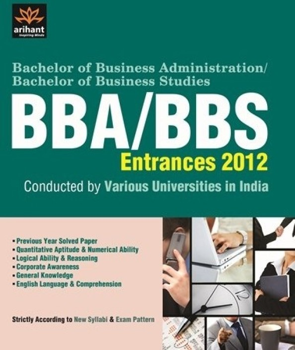 bachelour of business administration