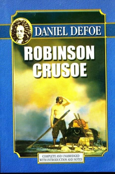 Robinson Crusoe 01 Edition