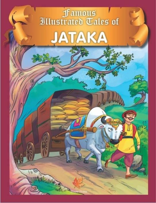 Jataka Tales (Illustrated)