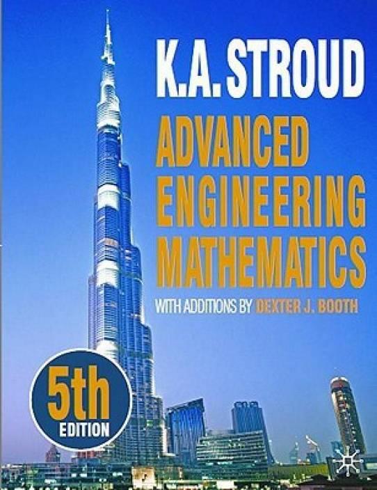 ka stroud engineering mathematics 6th edition