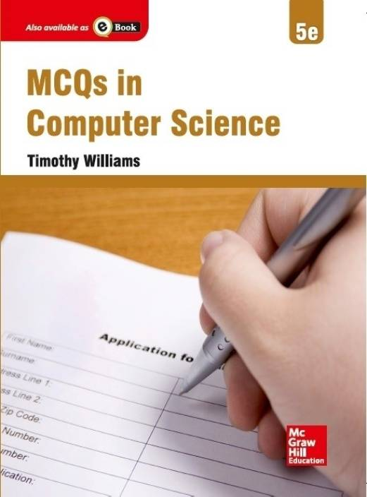 MCQs in Computer Science 5th Edition: Buy MCQs in Computer
