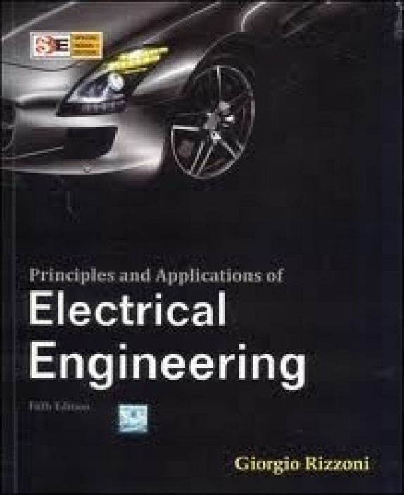 principles and applications of electrical engineering 5th Edition  (English, Paperback, RIZZONI)